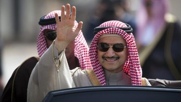 Saudisches Königshaus lässt Prinzen festnehmen