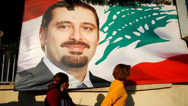 Wo ist Saad al Hariri?