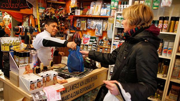 Das Rentenalter in Italien soll erneut erhöht werden