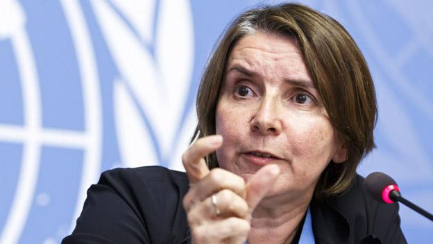 Richterin aus Frankreich im Kampf gegen Baschar al-Assad