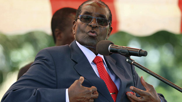 Simbabwe in der Hand des Militärs