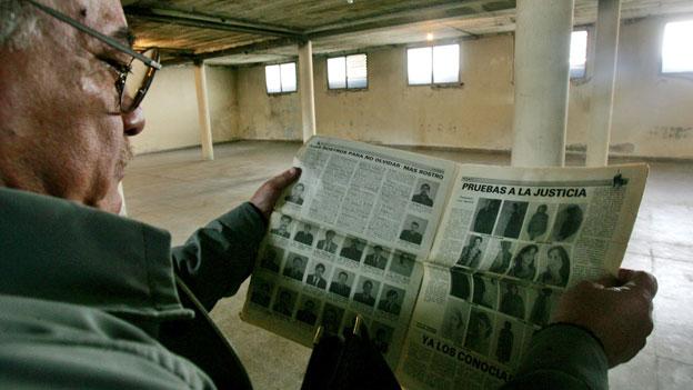 Argentinien: Die «Todespiloten» der Militärdiktatur vor Gericht