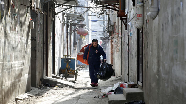 Tausende chinesische Wanderarbeiter verlieren ihr Zuhause