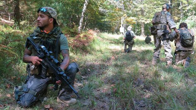 Milizen sehen sich als patriotische Verfassungsschützer