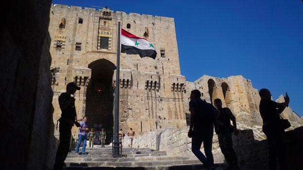 Das Heimweh nach Syrien
