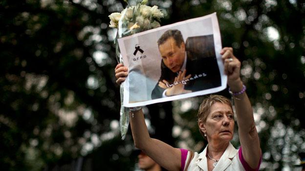 Tod von Staatsanwalt Nisman war laut Gericht Mord