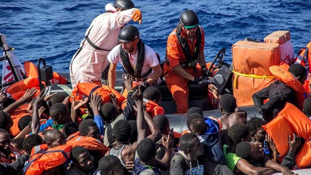 Audio «Nur die wenigsten wissen um die Zustände in Libyen» abspielen