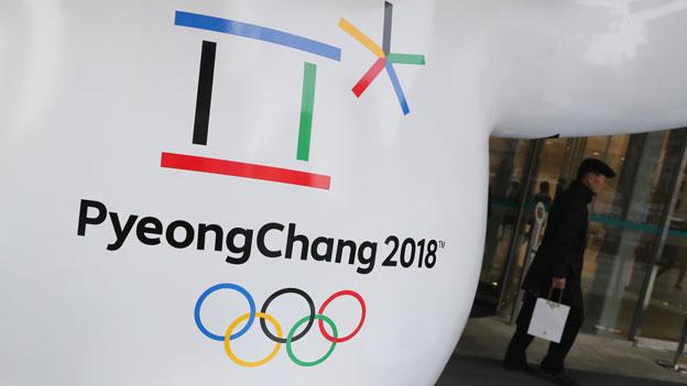 Bemühungen um nachhaltige Winter-Olympiade