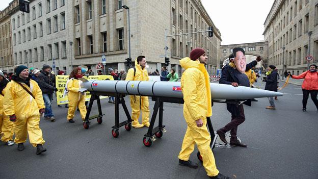Atomare Aufrüstung bald auch wieder in Europa?