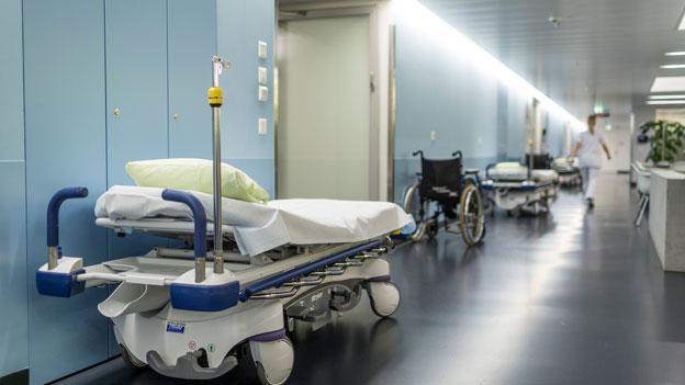 Britisches Gesundheitswesen am Anschlag