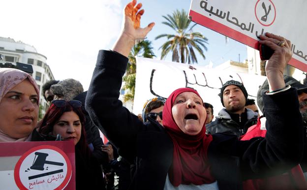 Enttäuschte Hoffnungen in Tunesien