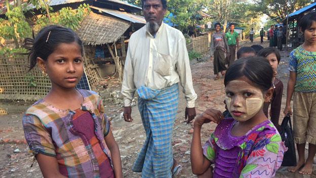 Die Rohingya können heimkehren