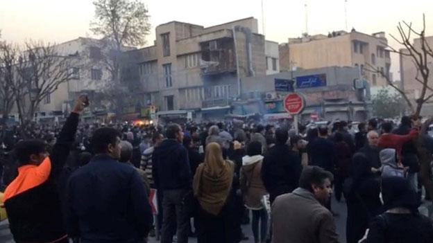 Iran-Strategie der EU auf dem Prüfstand