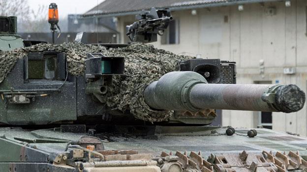Deutschlands umstrittene Waffenexporte in die Türkei