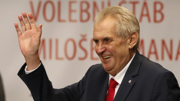 Zeman ist der neue und alte Präsident Tschechiens