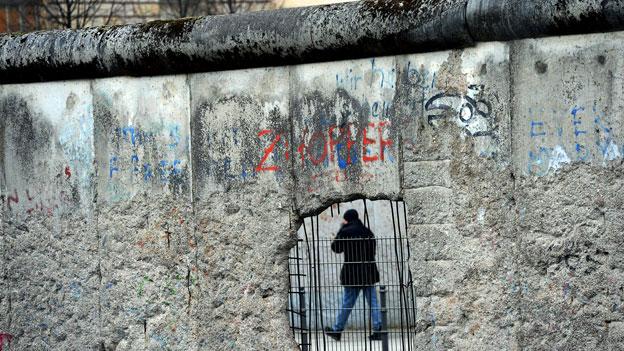 Was bleibt von der Berliner Mauer?