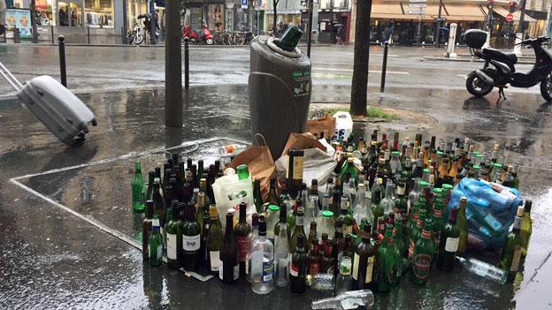 Paris will sauber werden