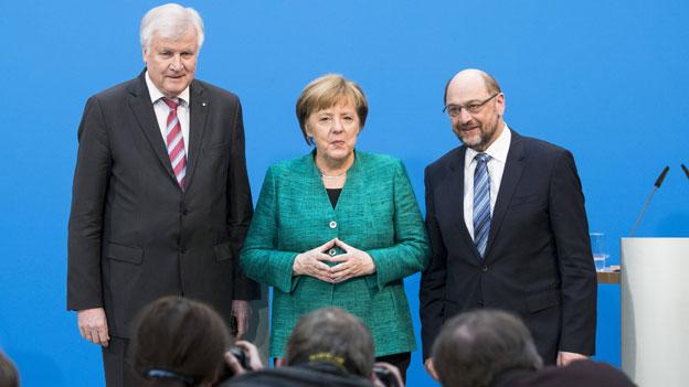 Grosse Koalition: Wer muss die grössten Kröten schlucken?
