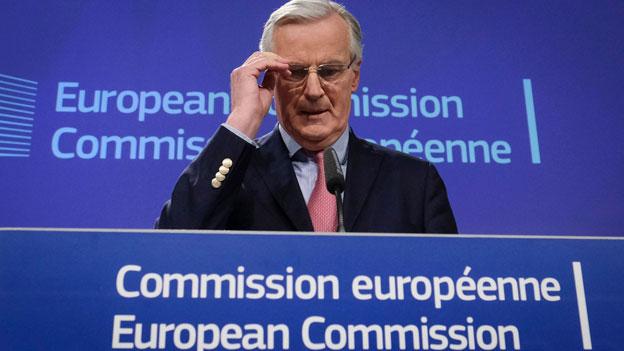 Brexit: Übergangsphase mit Grossbritannien gefährdet