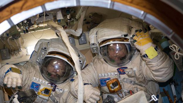 Ungewisse Zukunft der Internationalen Raumstation ISS