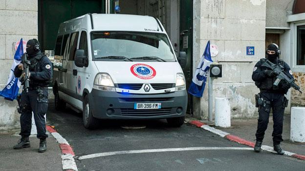 Freispruch im Prozess um Pariser Terror-Anschläge