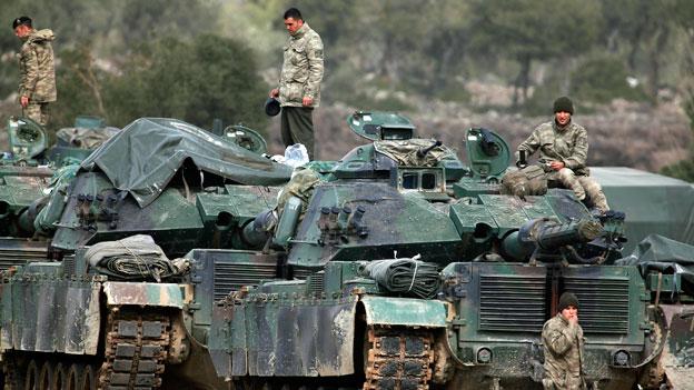 Türkei bringt Nato in eine schwierige Lage