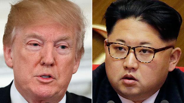Amerikanisch-Nordkoreanisches Gipfeltreffen