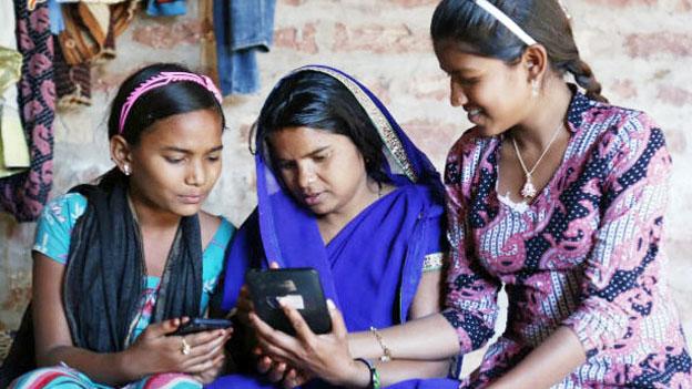 Internet Saathis: Missionieren fürs Internet