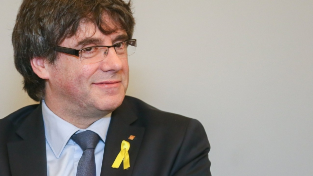 Separatisten halten an Puigdemont als Kandidaten fest