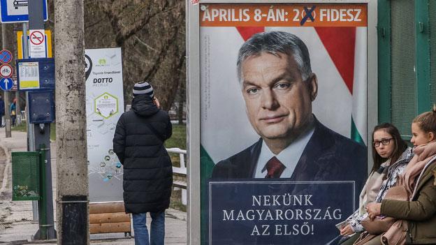 Ungarns Regierung orchestriert Angstkampagne