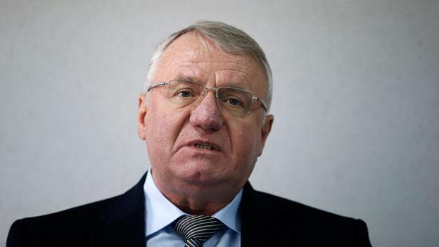 Zehn Jahre Haft für Vojislav Seselj