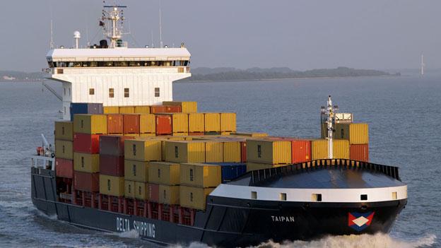 Klimaschutz auch in der Schifffahrt