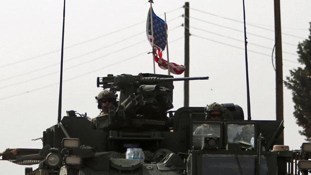 «Kurden wären die Verlierer eines Truppenabzuges in Syrien»