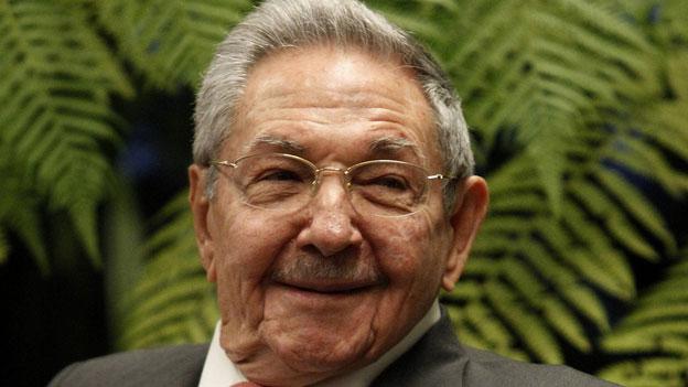 Raúl Castro: Zurück in den Schatten