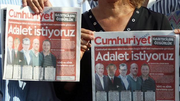 Klima der Angst in der Türkei
