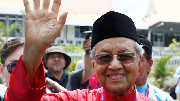 Malaysia: Die Mission eines alten Mannes