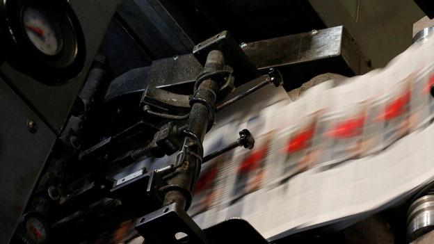 Kritische Journalisten auf der schwarzen Liste