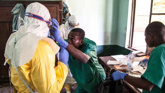 Hilfsorganisationen wappnen sich gegen Ebola