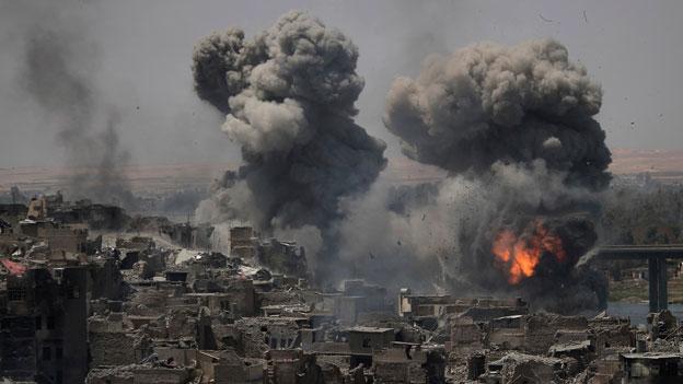 «Nächster 'Osama-bin-Laden' hat in Syrien gekämpft»