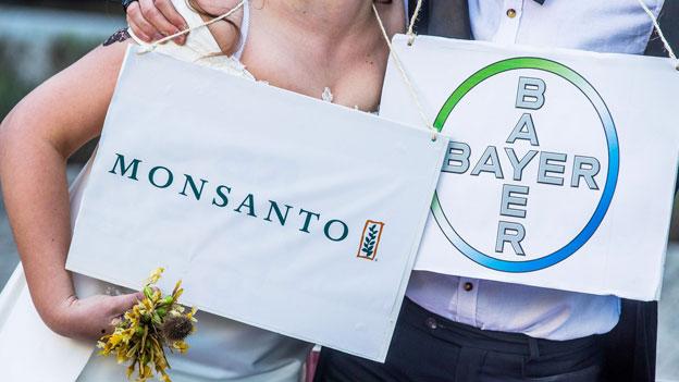 Schweizer Bauern sorgen sich wegen Monsanto-Übernahme