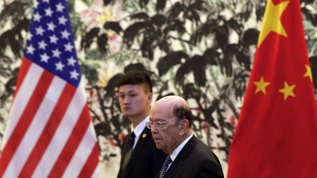 Handelsstreit zwischen USA und China droht zu eskalieren