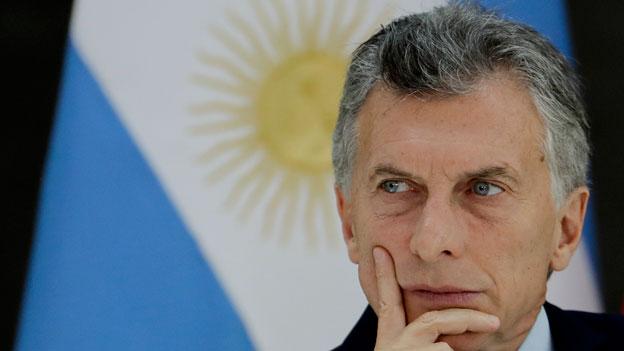 IWF will Argentinien aus der Klemme helfen