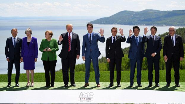 Ist das das Ende von G7?