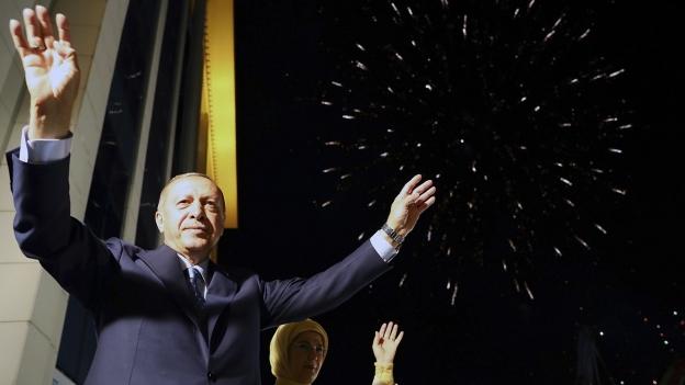 Erdogan gewinnt - und bekommt noch mehr Macht