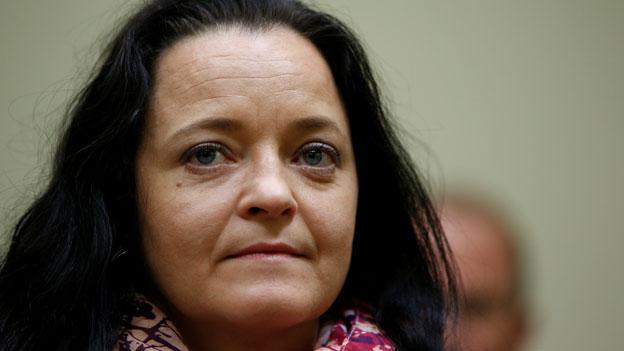 Lebenslange Haft für Hauptangeklagte Beate Zschäpe