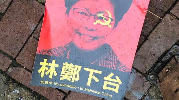 Hongkong: Gewalt bei Massenprotesten gegen Auslieferungsgesetz