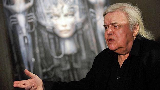 Zum Tod des Schweizer Künstlers HR Giger