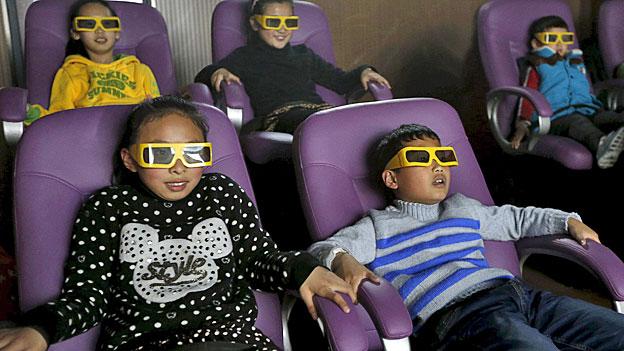 China - die Zukunftshoffnung der Filmindustrie