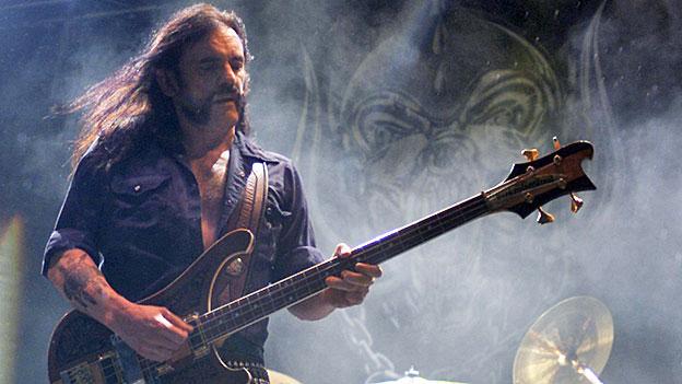 «Spielt Motörhead laut!» - zum Tod von Lemmy Kilmister