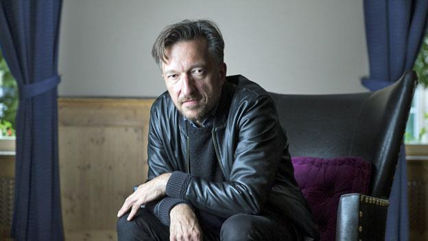 Georg-Büchner-Preis für Schweizer Schriftsteller Lukas Bärfuss